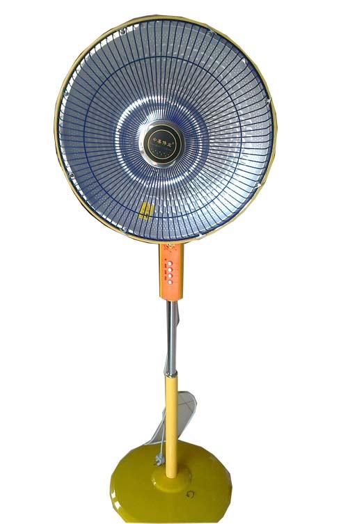落地扇与电风扇的工作原理是相同的:通电线圈在磁场中受力而转动.