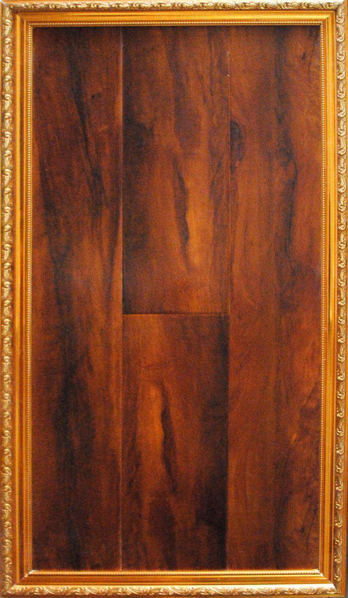 镂铣系列01-强化木复合木地板-山西太原金步楼梯