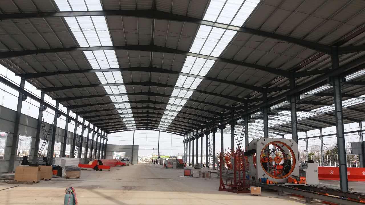 淮安快速钢结构加工厂-钢结构产品-山西卓峰桥隧设备