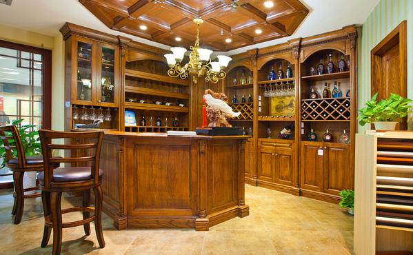 拓者设计吧欧式酒柜_拓者设计吧欧式酒柜分享展示