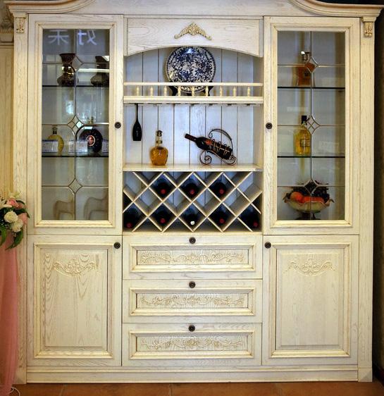 现代酒柜 (2) 壁炉系列|橱柜系列|护墙板系列|沈阳|板
