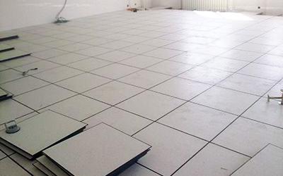 PVC贴面硫酸钙防静电活动地板 沈阳防静电地板