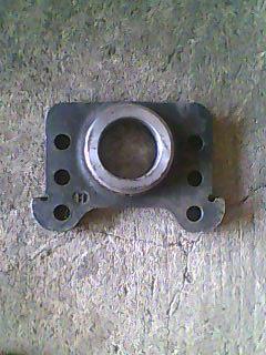 油缸下支架 液压件 液压附件 沈阳液压机批发 沈阳取图片