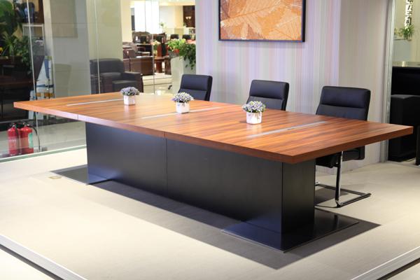 會議桌gb72-2-產品展廳-沈陽新發現辦公家具—沈陽新