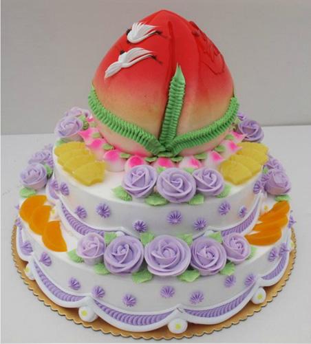 祝寿蛋糕006 水果蛋糕系列