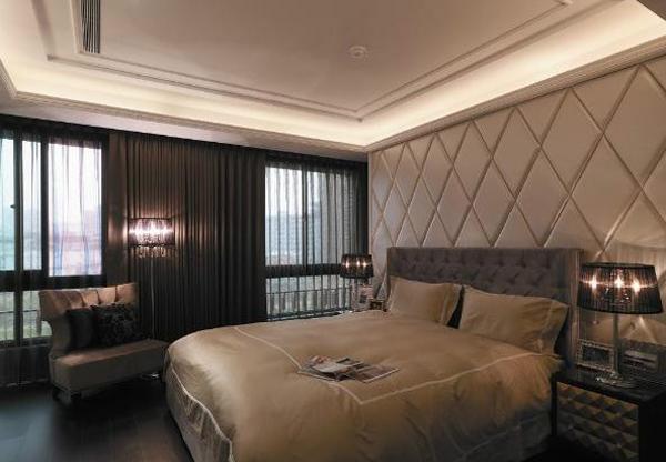 床头背景墙 (10) 沈阳皮雕软包|沈阳软包批发|东北软