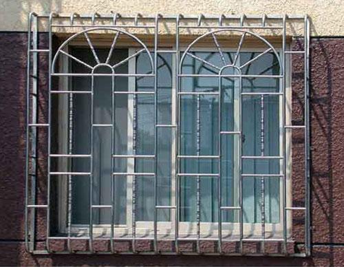 不锈钢护窗 太原不锈钢护窗加工;太原不锈钢护窗