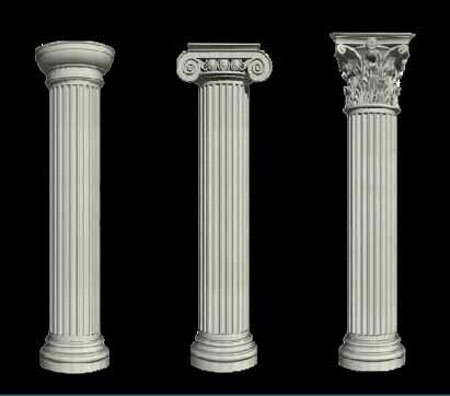 花瓶栏杆 山西太原欧式装饰公司 山西太原欧式构件