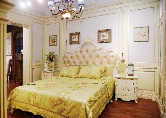 餐厅背景及床头背景等区域都能很好地保护墙面图片