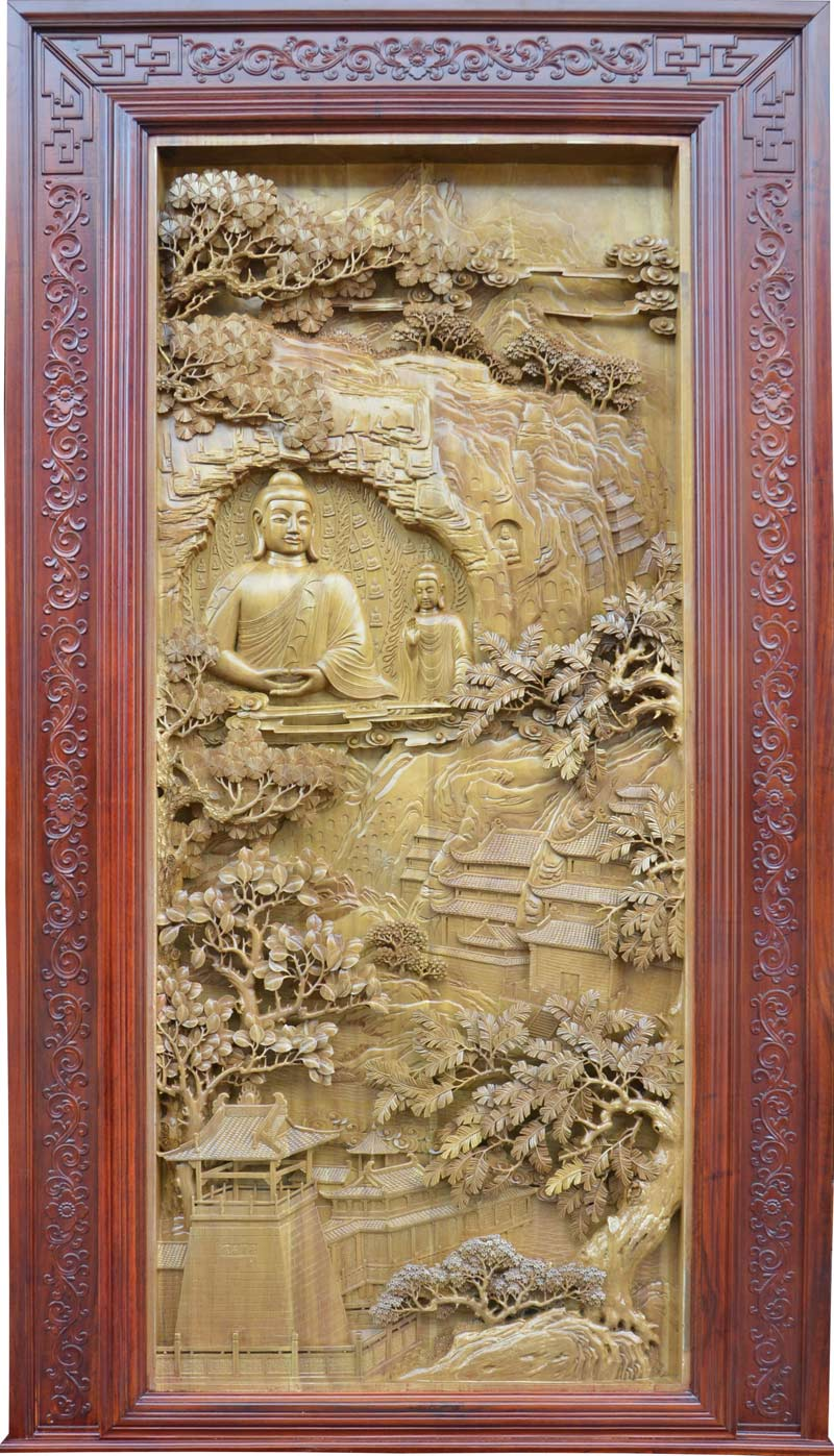 大型木雕系列