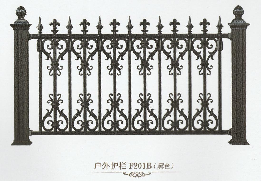动物护栏的简笔画
