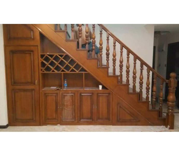 选购实木楼梯不能只看价格