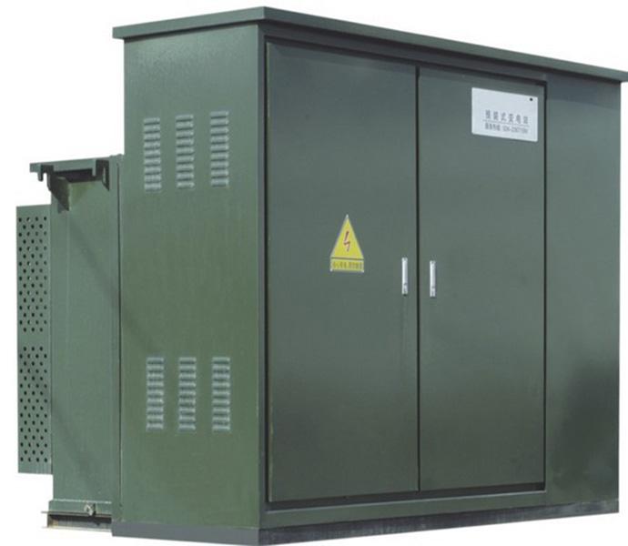 预装式变电站(美式变)005-箱式变电站-西安欧变电力