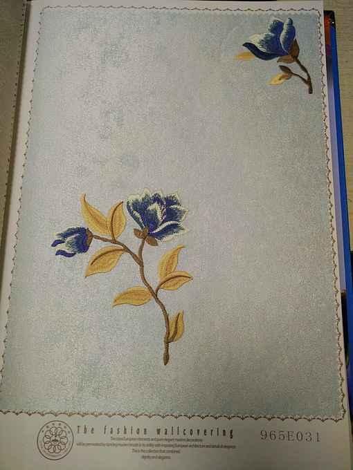 室内刺绣手绘图片