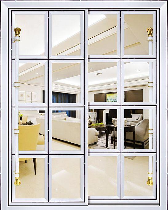 拼格门铝材铝合金门窗材料性能