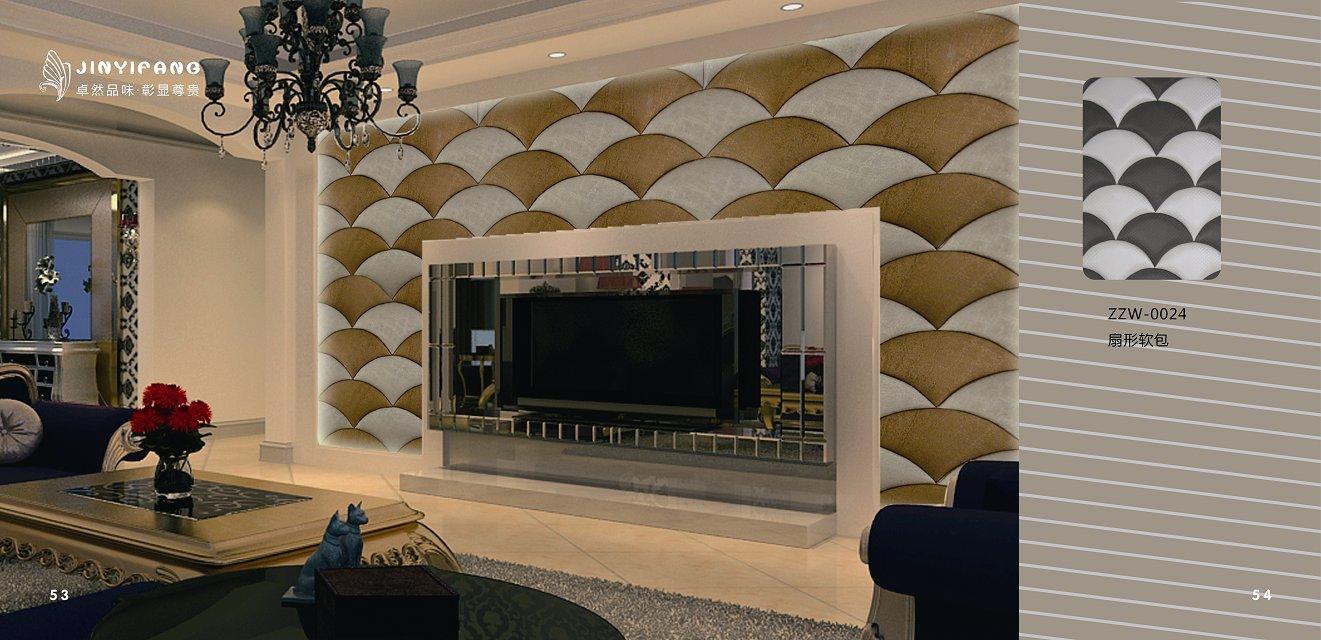 定做定制 全新欧式 现代软包背景墙 床头皮雕 客厅软包 现货特价