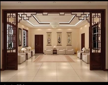 河南木雕屏风厂家,中式花格木雕厂,现代屏风木雕,花格装饰效果图