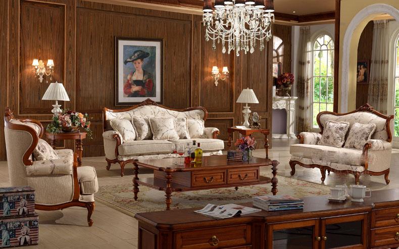 >欧式沙发图片