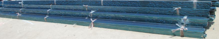不锈钢门窗边框 西安铝型材拉弯