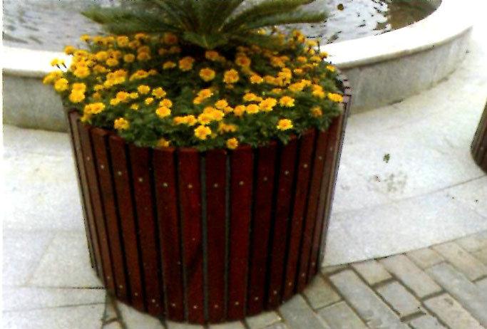 泥土手工制作花盆款式
