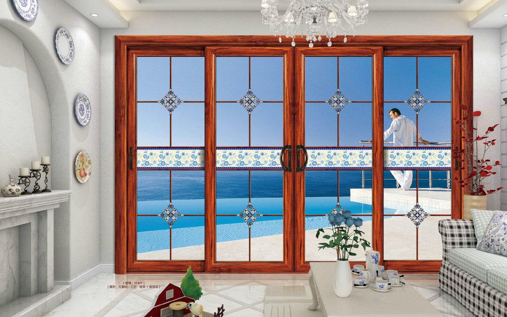 适用范围:阳台与客厅,客厅与餐厅,餐厅与厨房,卫生间隔断等 颜色:93