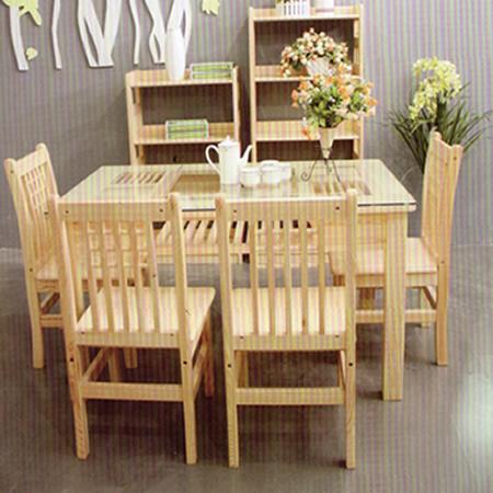松木家具是指由天然木材制成的家具,家具表面一般都能看到木材图片