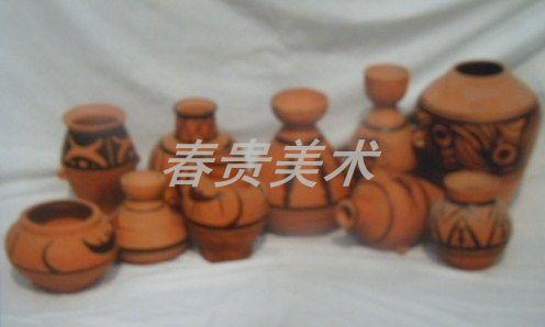 陶罐水果步骤图