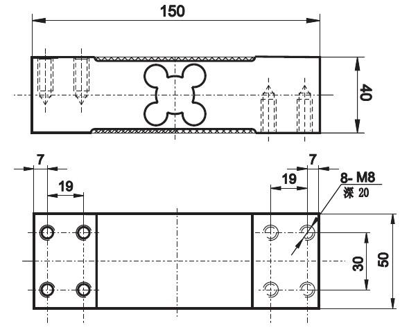 电子平台秤 yzc-1b(665)