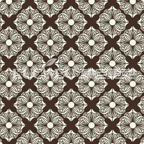硅藻泥矢量图-丝网印花(欧式)