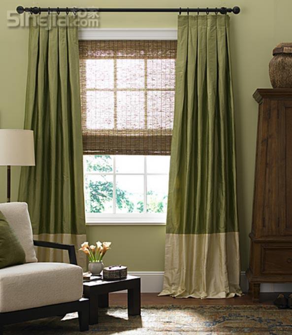11款纯色窗帘 搭配现代简约风格