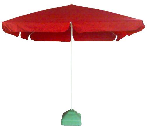 收折的雨伞简笔画