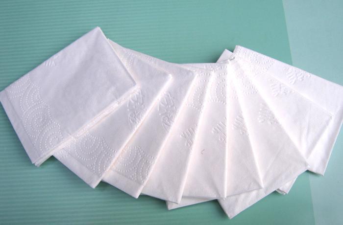 高级餐巾纸 重庆优福酒店用品有限公司重庆酒店用品