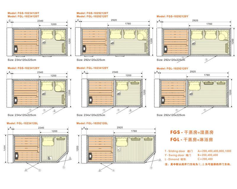 营房结构图