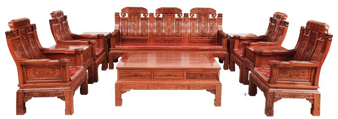 红木家具面临转行困境--红木家具