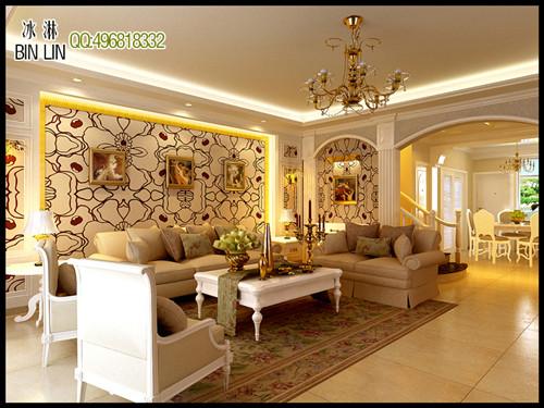 欧式家装风格展示