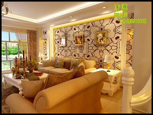 欧式家装风格展示 主营产品:太原装修施工|独特装饰