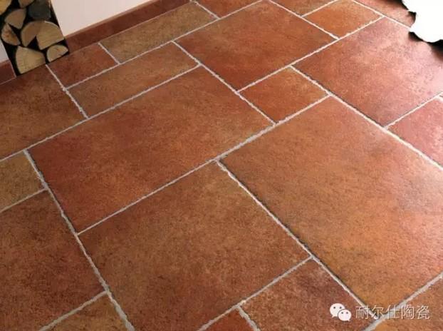 地板铺贴结构图