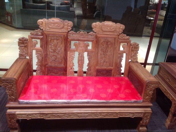 皇冠沙发 山西太原哪儿的红木做的最好