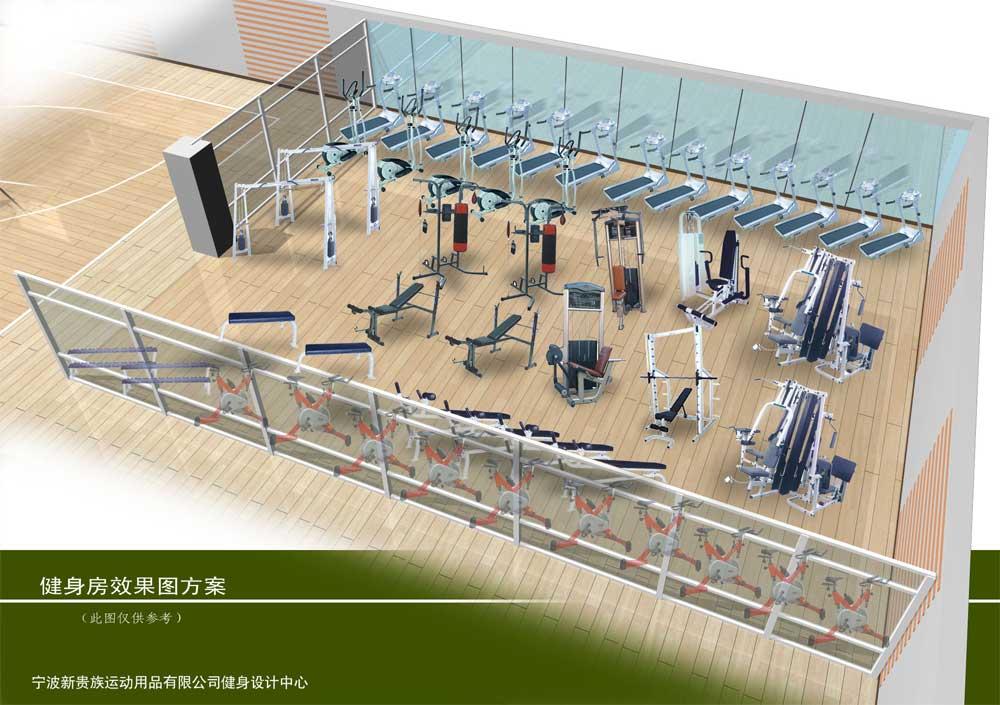太原新贵族健身器材公司