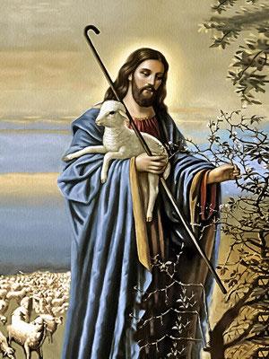 主耶稣基督十字绣图案内容|主耶稣基督十字绣图案版面设计
