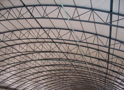 钢结构 西安得福装饰