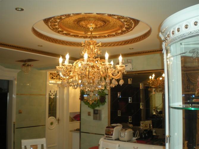 广州富丽豪欧式艺术吊顶成立于