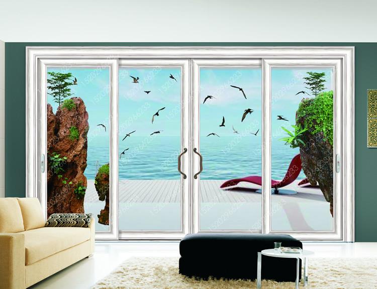西安艺术玻璃:艺术玻璃的种类及特点