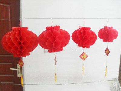 塑纸灯笼——郑州灯笼批发