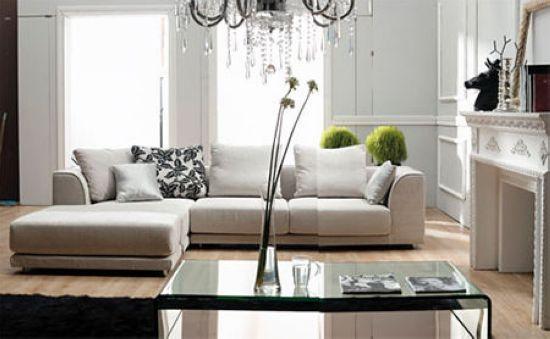 沙发摆放效果图最直观 教你客厅沙发摆放风水